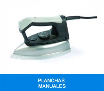 plachas-manuales